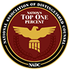 NADC- National Association of Distinguished Counsel |  Nation's Top One Percent
